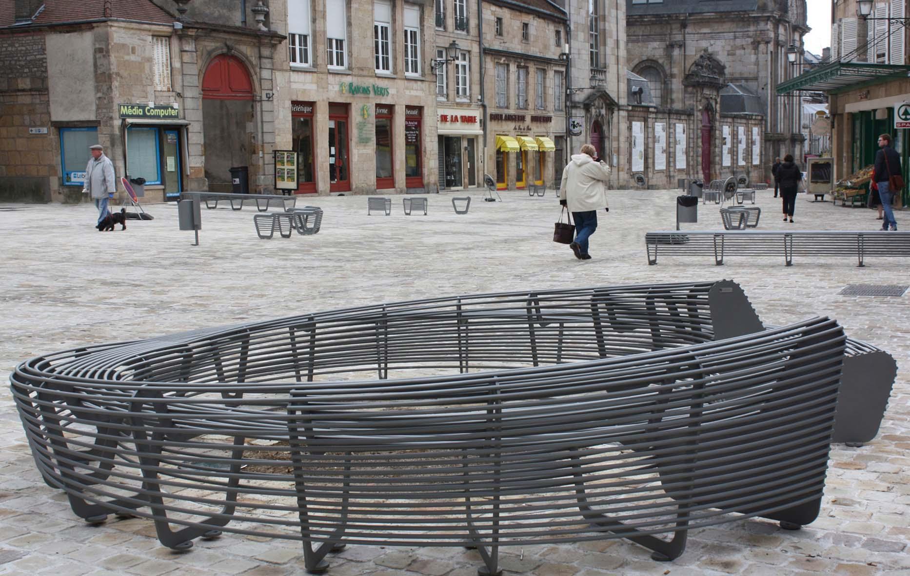 circular bench_Langres_Lucile Soufflet_1