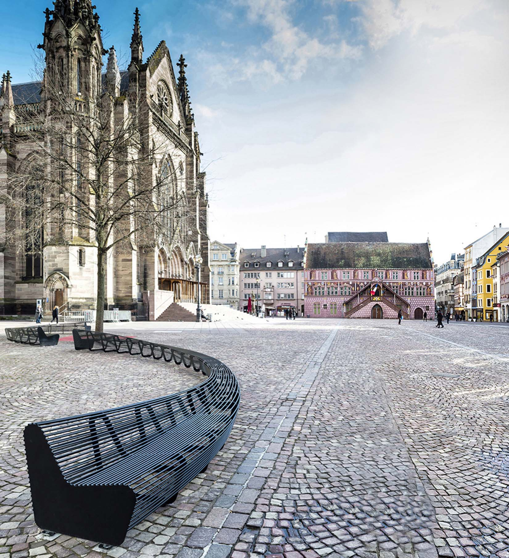 circular bench_Mulhouse_Lucile Soufflet1